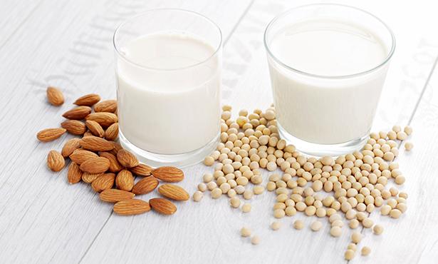 lait végétaux